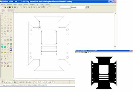 cad tekenprogramma voor cnc tekeningen
